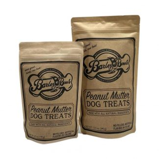Barley Bones Peanut Mutter Biscuits