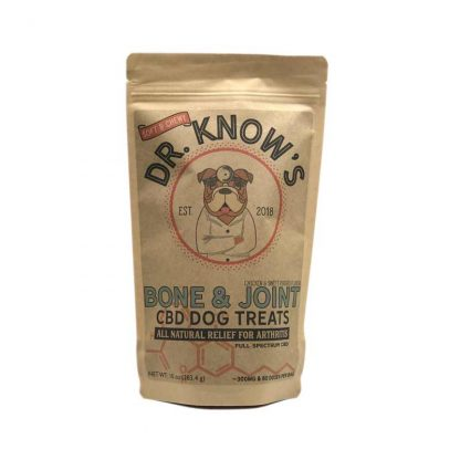 Dr. Know's Bone & Joint 10oz Front
