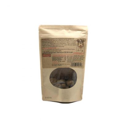 Dr. Know's Bone & Joint 5oz Back