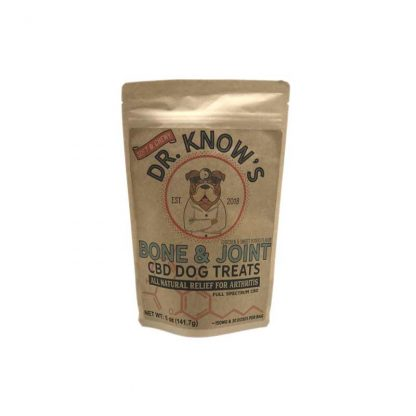 Dr. Know's Bone & Joint 5oz Front