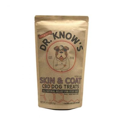 Dr. Know's Skin & Coat 10oz Front