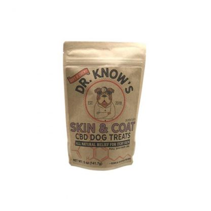 Dr. Know's Skin & Coat 5oz Front