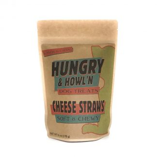 Hungry & Howlin' Cheese Straws Dog Treats
