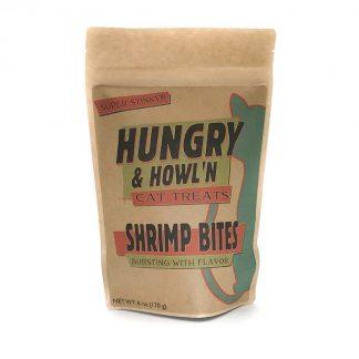 Hungry & Howlin' Shrimp Bites Cat Treats